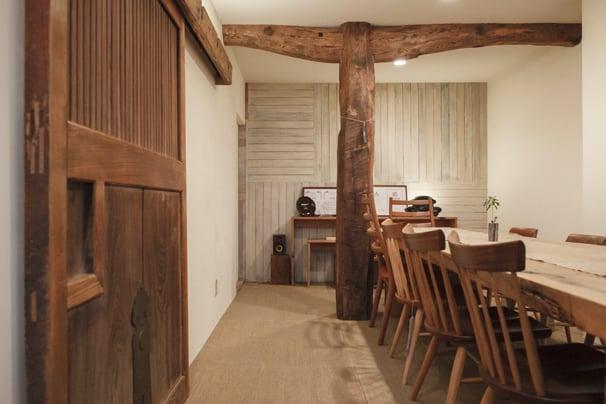 山翠舎東京オフィス