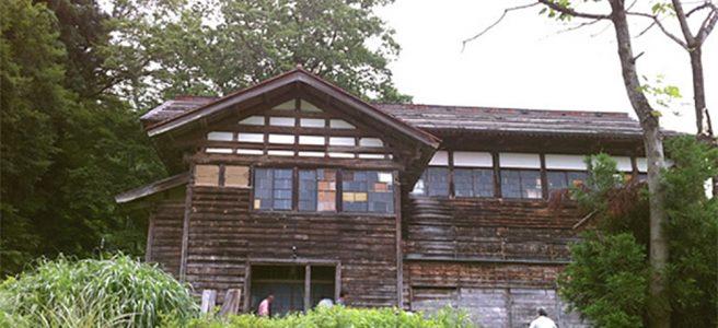 【新聞でも紹介】日本初の古民家マッチングサイトをオープン。 古民家を移築・再生した店舗づくり。のサムネイル